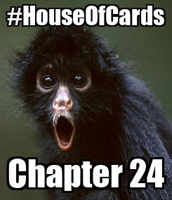 Poster: #HouseOfCards Chapter 24