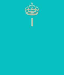 Poster: I