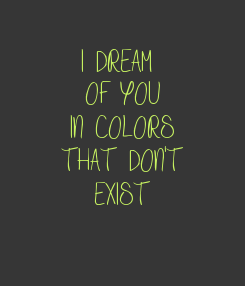 Poster: I DREAM 