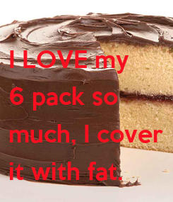 Poster: I LOVE my