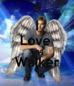 Poster: I Love  Paul Walker