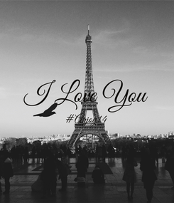 Poster:  I Love You #Arjoy14