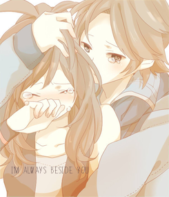 Poster: i'm always beside you