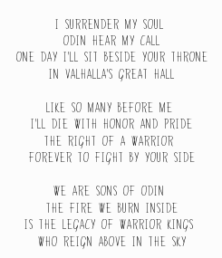 Poster: I Surrender My Soul 