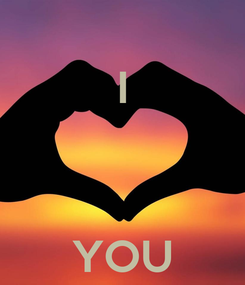 Poster: I    YOU