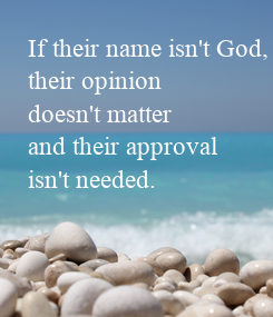 Poster: If their name isn't God,