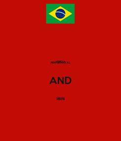 Poster: IGREJA PENTECOSTAL AND Cássio Moura