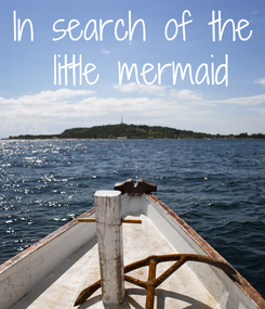 Poster: In search of the  little mermaid