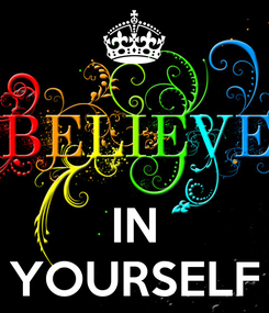 Poster:    IN YOURSELF