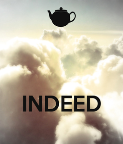 Poster:    INDEED