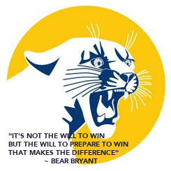 "Poster: ""IT'S NOT THE WILL TO WIN