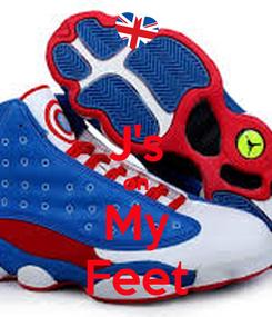 Poster:  J's on My Feet
