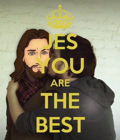 Poster: JES YOU ARE THE BEST