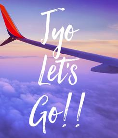 Poster: Jyo Let's Go!!