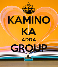 Poster: KAMINO KA ADDA GROUP