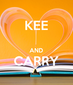 Poster: KEE  AND CARRY