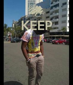 Poster: KEEP