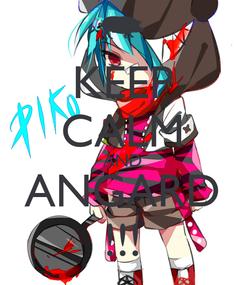 Poster: KEEP CALM AND ANGARD !!!