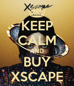 Poster: KEEP CALM AND BUY XSCAPE