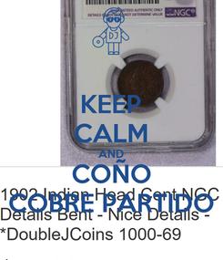 Poster: KEEP CALM AND COÑO COBRE PARTIDO