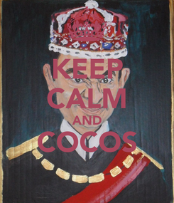 Poster: KEEP CALM AND COCOS