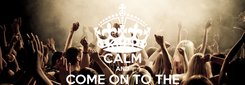 Poster: KEEP CALM AND COME ON TO THE MASITA FEST