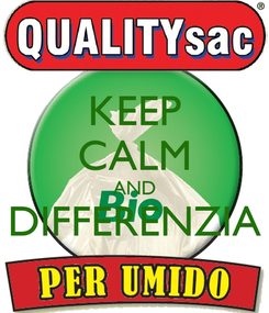 Poster: KEEP CALM AND DIFFERENZIA