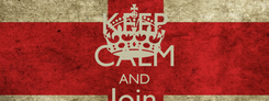 Poster: KEEP CALM AND Join FunsMinecraft