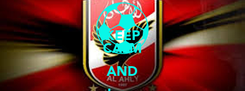 Poster: KEEP CALM AND Love Elahly