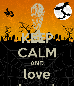 Poster: KEEP CALM AND love Joseph