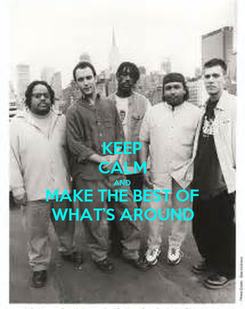 Poster: KEEP CALM AND MAKE THE BEST OF WHAT'S AROUND