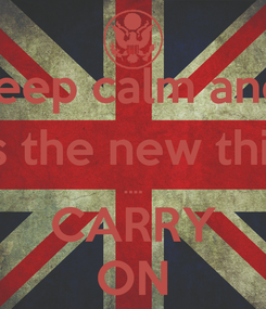 Poster: keep calm and, Nae Nae is the new think poppin' .... CARRY ON