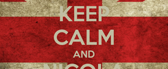 Poster: KEEP CALM AND NICOLA COPPOLA