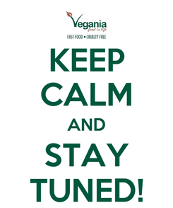Poster: KEEP CALM AND STAY TUNED!