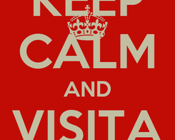Poster: KEEP CALM AND VISITA ACAPULCO