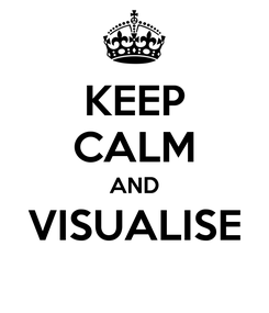 Poster: KEEP CALM AND VISUALISE