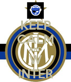 Poster: KEEP CALM AND W INTER