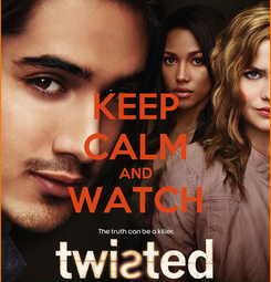 Poster: KEEP CALM AND WATCH