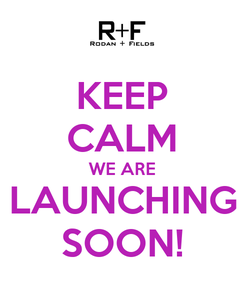 Poster: KEEP CALM WE ARE LAUNCHING SOON!