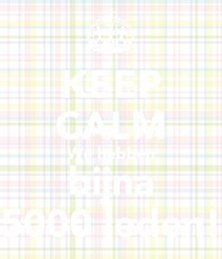 Poster: KEEP CALM We hebben bijna 5000 leden!