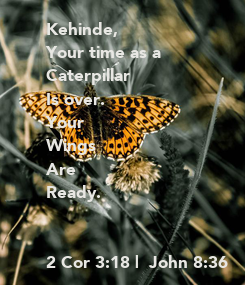 Poster: Kehinde,