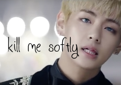 Poster: kill me softly