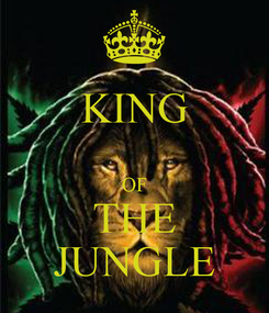 Poster: KING  OF THE JUNGLE