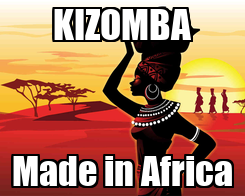 Poster: KIZOMBA Made in Africa