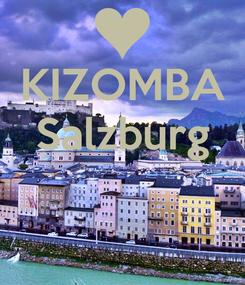 Poster: KIZOMBA Salzburg