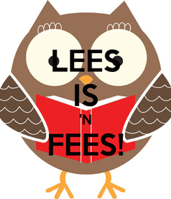 Poster: LEES IS 'N FEES!