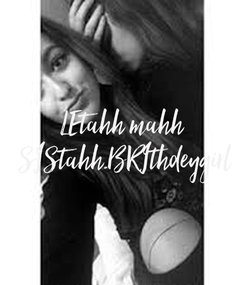 Poster: LEtahh mahh  SIStahh.BRIthdeygirl