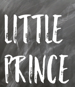 Poster: LITTLE  PRINCE