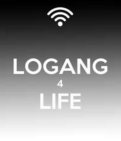 Poster:  LOGANG 4 LIFE