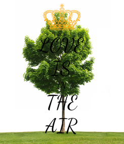 Poster: LOVE IS IN THE AIR